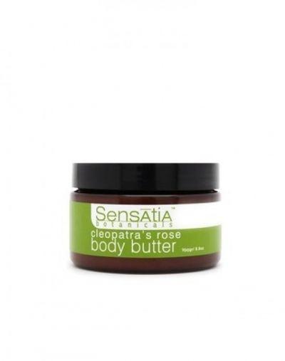 Sensatia Botanicals Natural Body Butter