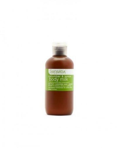 Sensatia Botanicals Natural Body Milk