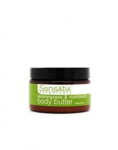 Sensatia Botanicals Natural Body Butter