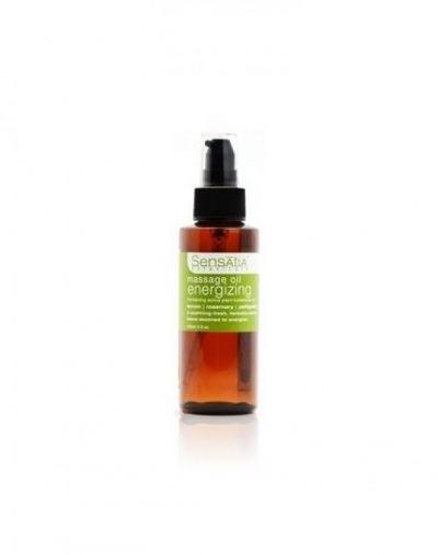 Sensatia Botanicals Natural Massage Oil