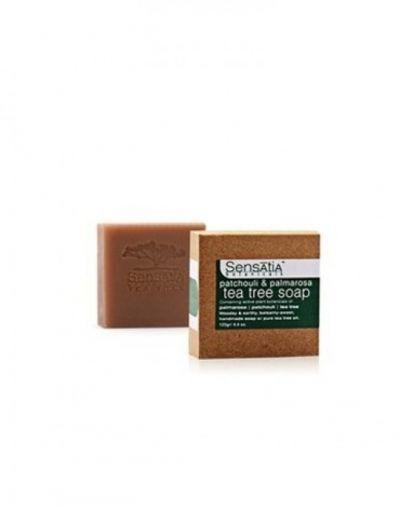Sensatia Botanicals Natural Bar Soap