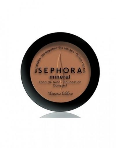 Sephora Mineral Compact Foundation