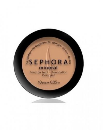 Sephora Mineral Foundation Compact