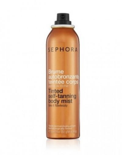 Sephora Tinted Self Tanning Body Mist