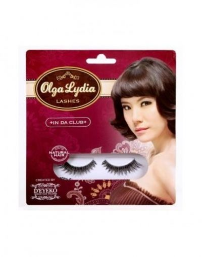D'eyeko Eyelash Olga Lydia