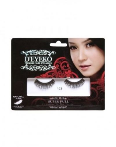 D'eyeko Eyelash Superfull
