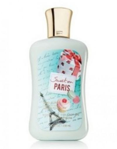 Bath and Body Works Sweet on Paris Body Lotion