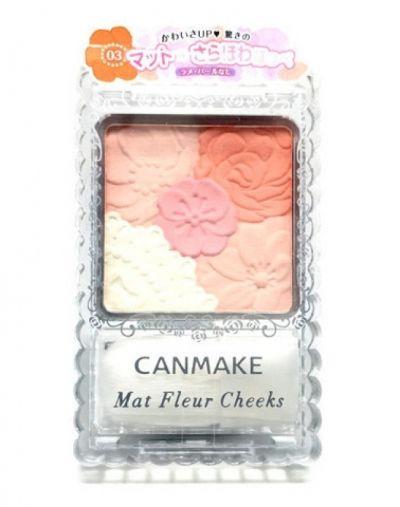 CANMAKE Mat Felur Cheeks