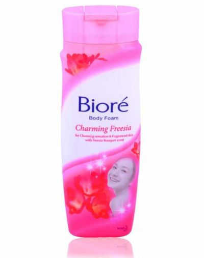 Biore Body Foam