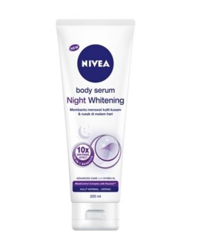 NIVEA Body Serum Night Whitening