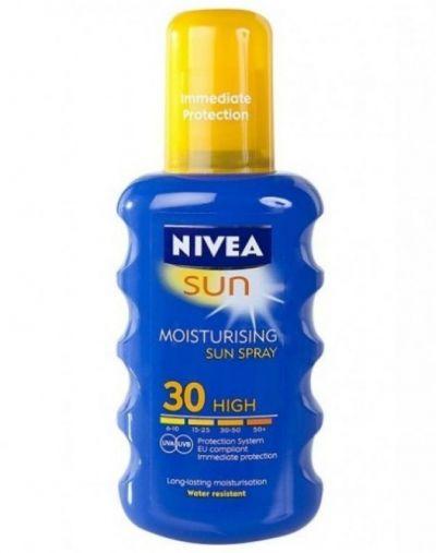 NIVEA Sun Moisturising Sun Spray