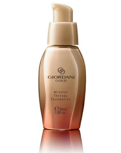 Oriflame Giordani Gold Mineral Therapy Foundation