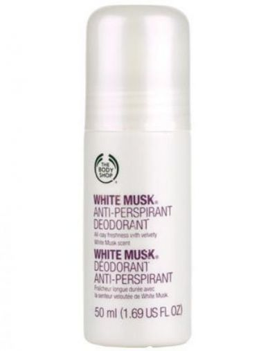 The Body Shop White Musk Anti-Perspirant Deodorant