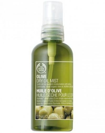 The Body Shop Olive Dry Oil Mist