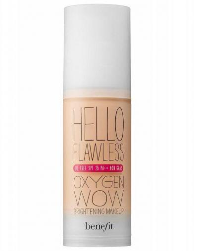 Benefit 'Hello Flawless!' Oxygen Wow Liquid Foundation
