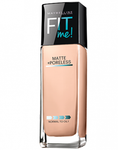 Fit Me Matte Poreless Foundation