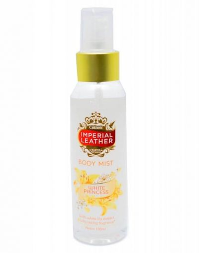 Body Mist White Princess