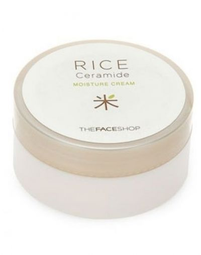 The Face Shop Rice and Ceramide Moisture Cream