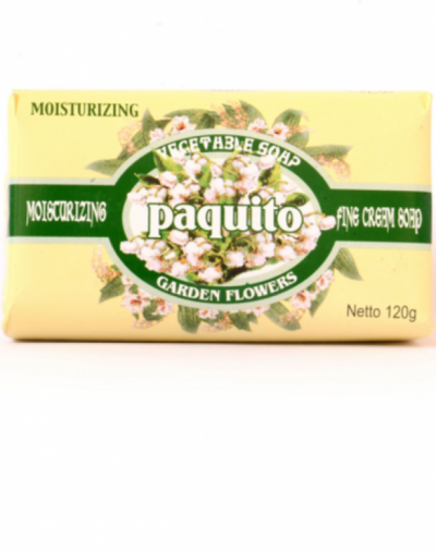 Paquito Vegetable Soap