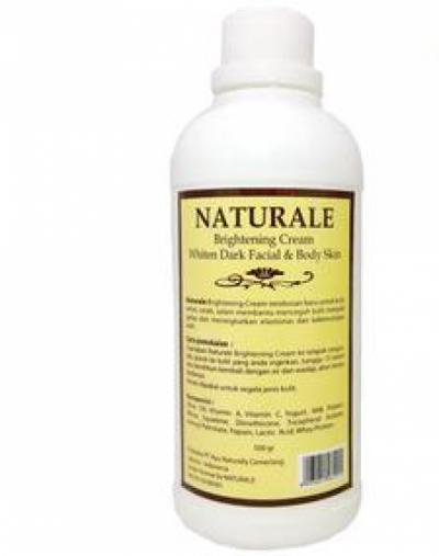 Naturale body bleaching