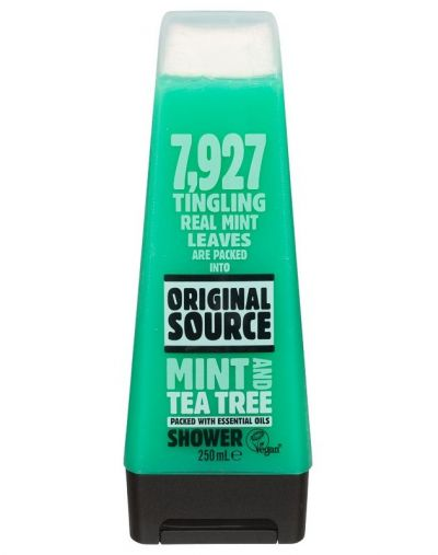 Original Source Mint and Tea Tree Shower Gel