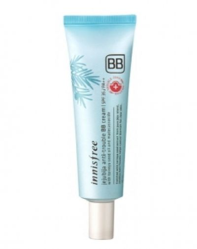 Innisfree Jejubija Anti-Trouble BB cream
