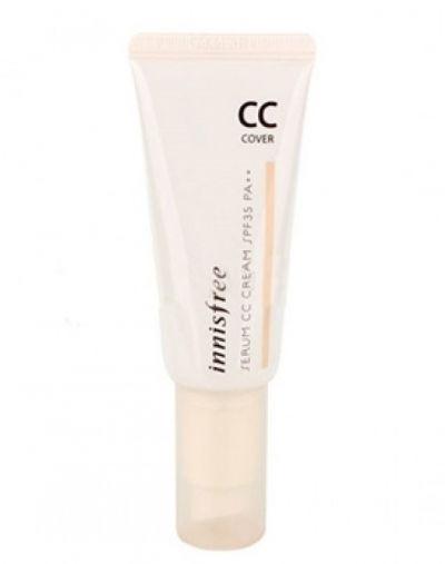 Innisfree Serum CC Cream Cover
