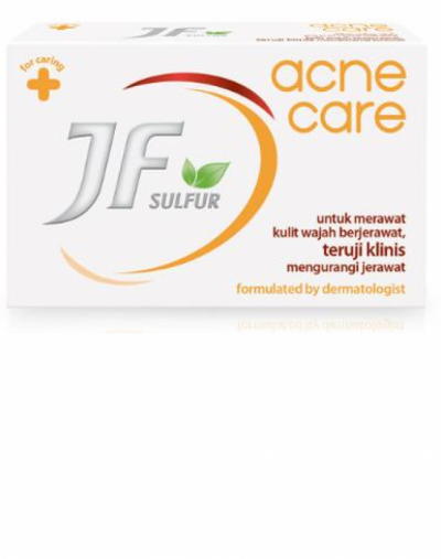 JF Sulfur Acne Care