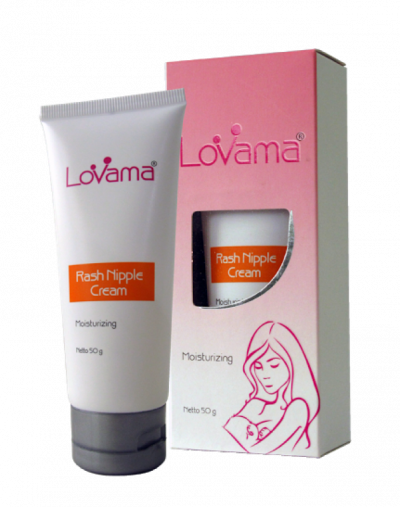 Lovama Rash Nipple Cream
