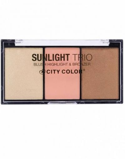 City Color Sunlight Trio