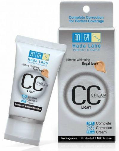 CC Cream Ultimate Whitening
