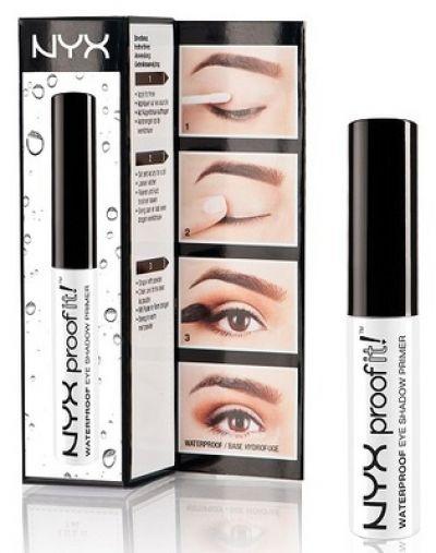 NYX Proof It Waterproof Eye Shadow Primer