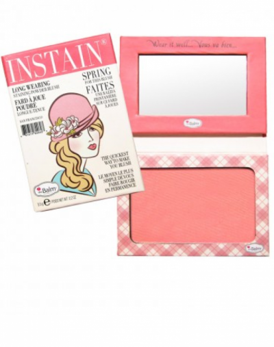 Instain Long-Wearing Powder Staining Blush