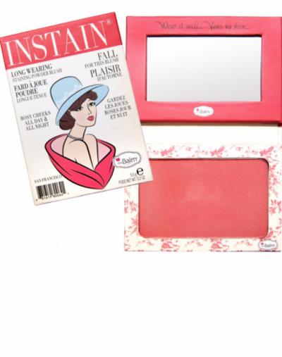 The Balm Instain Long-Wearing Powder Staining Blush