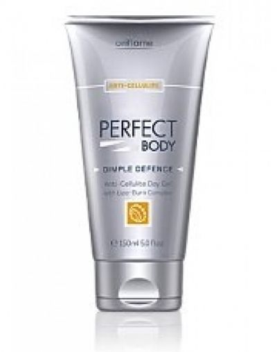 Oriflame Perfect Body Dimple Defence Anti-Cellulite Day Gel