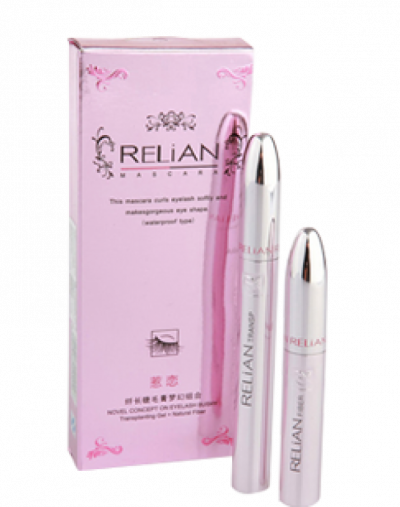 Relian Mascara Pink Series