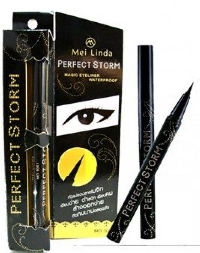 Mei Linda Perfect Storm Magic Eyeliner Waterproof
