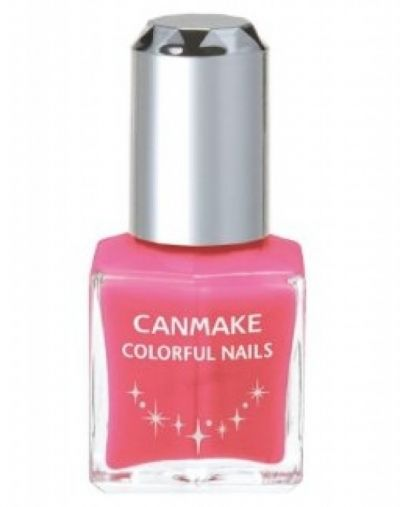 CANMAKE colorful nails