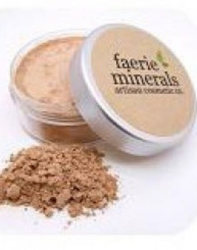 Faerie Organic Mineral Foundation