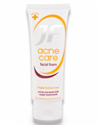 JF Sulfur Acne Care Facial Foam