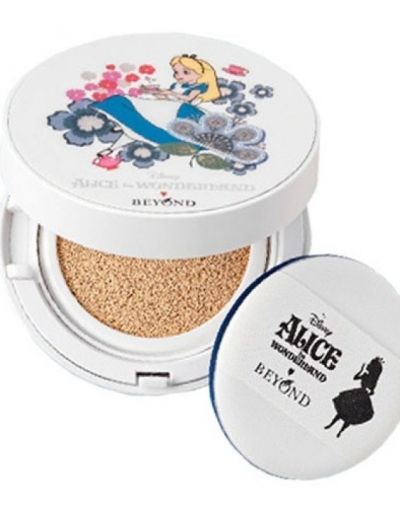 Beyond Alice in Glow Cushion