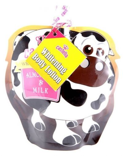 Castella whitening body lotion
