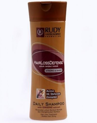 Rudy Hadisuwarno Hair Loss Defense Daily Shampoo