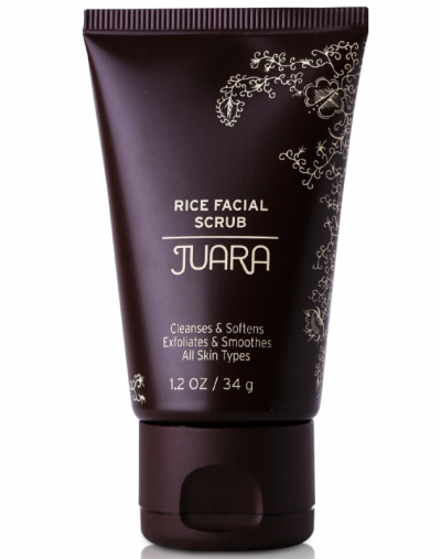 JUARA Rice Facial Scrub