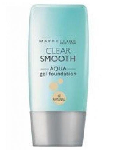 Maybelline Clear Smooth Aqua Gel Foundation