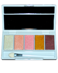 Daiso Ellefar Color Make Up Series