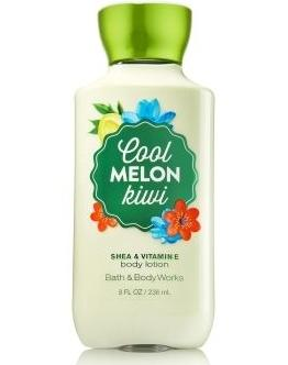 Bath and Body Works Cool Melon Kiwi Body Lotion