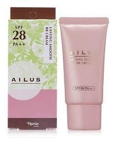 Naris Japan Ailus Lasting Smooth BB Cream