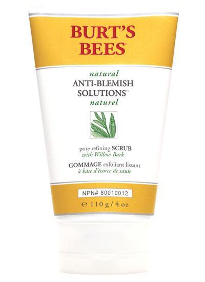 Burt's Bees Anti Blemish Pore Refining Scrub