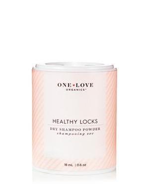 One Love Organics Healthy Locks Dry Shampoo Powder
